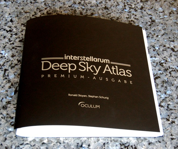 Deep Sky Atlas - Cover